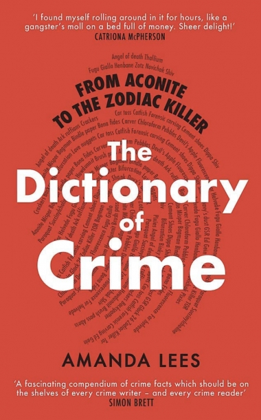 The Dictionary of Crime